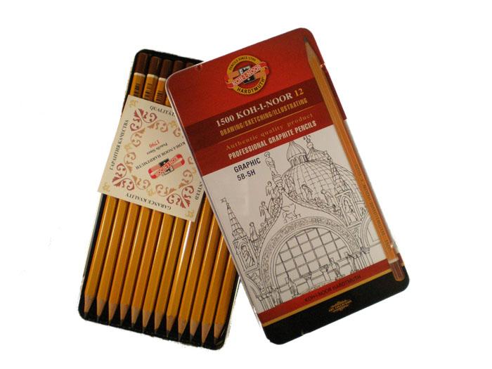 Комплект карандашей
