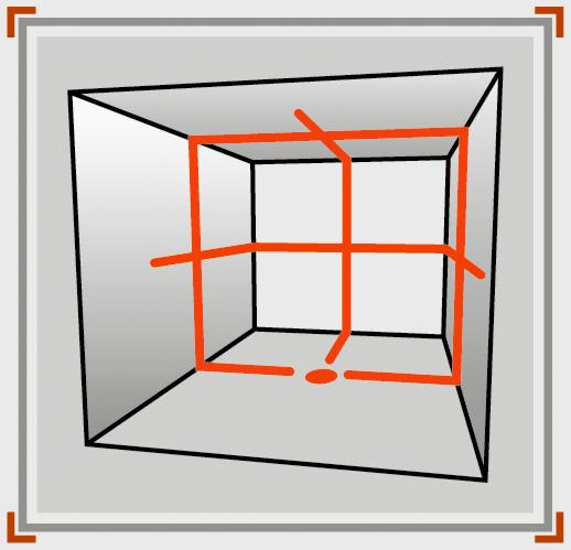 Схема построения плоскостей