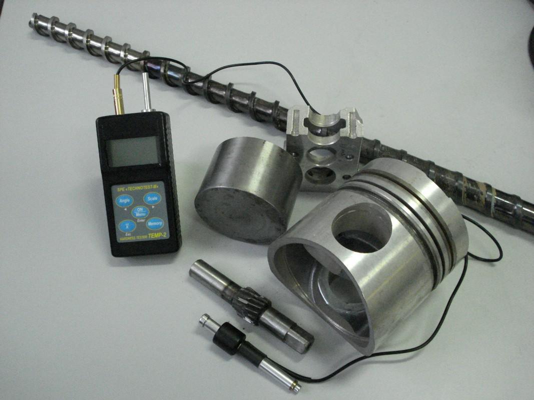 Твердомер ТЭМП-2 и изделия